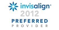 Salling & Tate General Dentistry is an Invisalign 2012 preferred provider