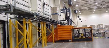 Automatic Truck Loading System (ATLS)