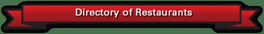 Directory of Restaurants