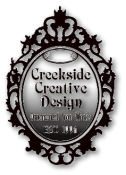 Creekside Creative Designs, Inc. Logo