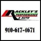 Rackley's Auto Performance