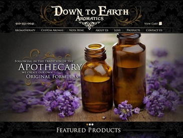 Down to Earth Oils