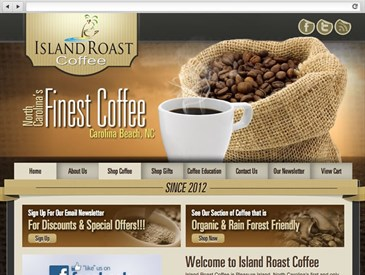 Island Roast Coffee
