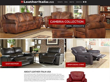 Leather Italia USA