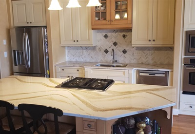 Bathroom Addition and Kitchen Remodel - Southport, NC