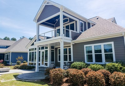 Porch and Patio Addition - Southport, NC