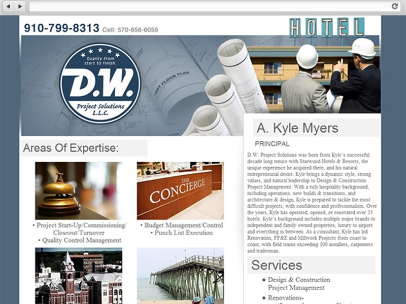 DW Project Solutions