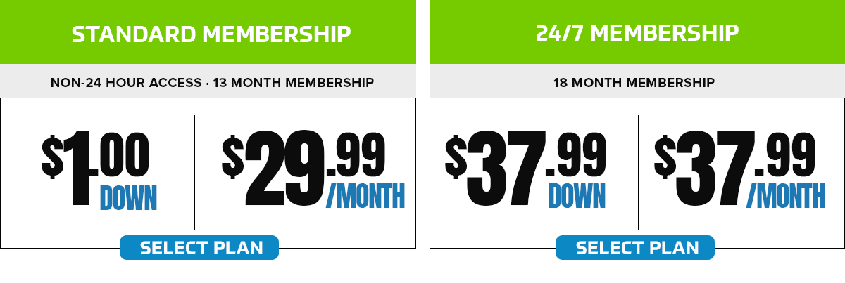 13 Month Membership - $1 enrollment fee