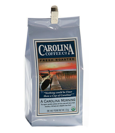 Carolina Coffee A Carolina Morning Swiss Water Decaf