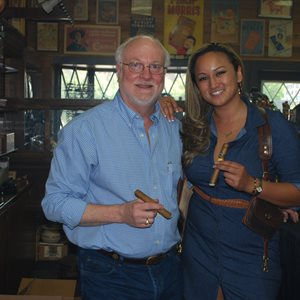 Davis & Son Tobacconist Altidas Event