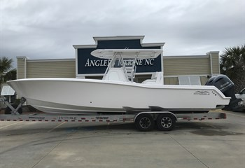 2020 Invincible 33 White (ON ORDER) liquid-unknown-field [type] Boat