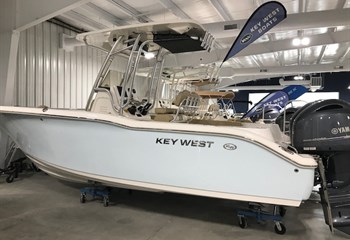 2020 Key West 244 CC liquid-unknown-field [type] Boat