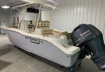 2020 Key West 263 FS Manta Gray (ON ORDER) Boat