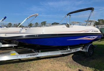 2020 Starcraft Limited 2000 OB Blue/Black #59921 Boat