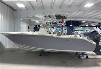 2021 Key West 244 Manta Gray Boat