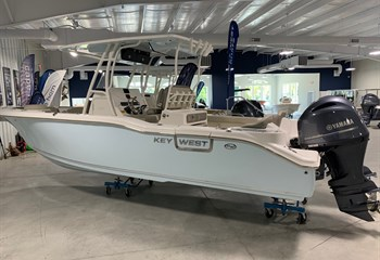 2021 Key West 263 FS Ice Blue  Boat
