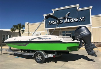 2018 Green Starcraft MDX 211 Clayton liquid-unknown-field [type] Boat