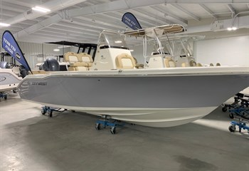 2020 Key West 219 FS Manta Gray #NF159 Boat