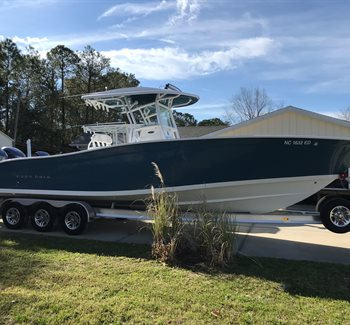 2016 Cape Horn 31T Used Boat