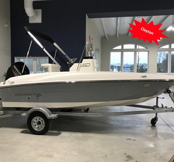 2018 Bayliner Element F16 Grey liquid-unknown-field [type] Boat