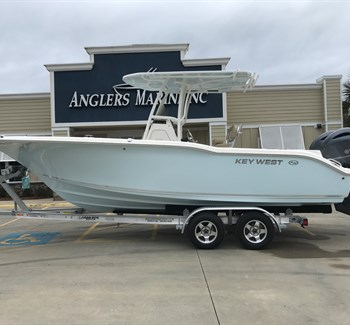 2019 Key West 244 Ice Blue liquid-unknown-field [type] Boat