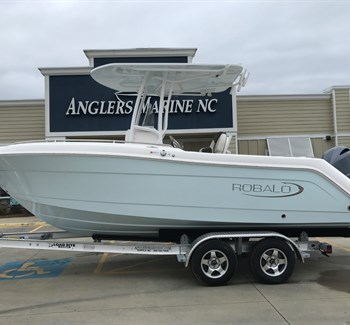 2019 Robalo R222 Explorer Ice Blue liquid-unknown-field [type] Boat