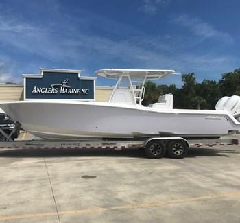 2019 Invincible 33 Whisper Grey New Boat