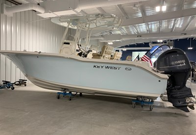 2020 Key West 244 Ice Blue (IN STOCK)