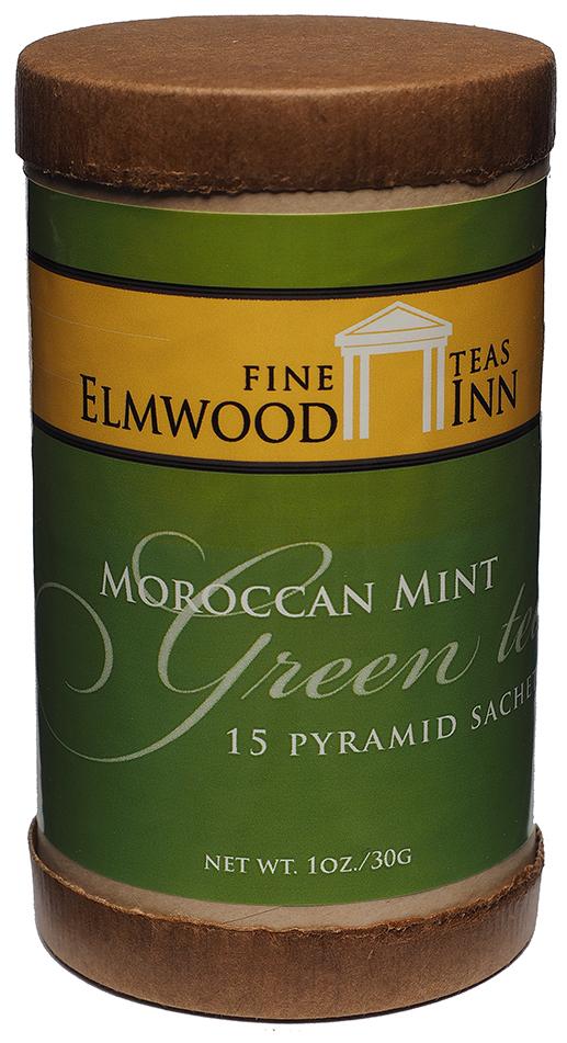 Carolina Coffee Moroccan Mint Green Tea Sachets