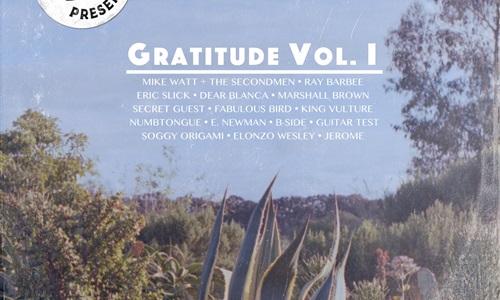 Comfort Monk's Musical Gratitude