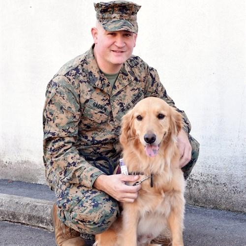 MSgt Steve Gagnon, USMC (ret.)