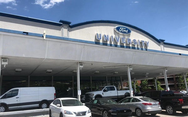 University Ford Brownfield