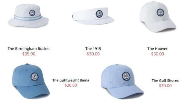 Alabama Golf Association hats by Imperial Headwear are now available for  purchase online. Five styles to choose from sporting the new AGA logo along  with a ... d309e10fa7f