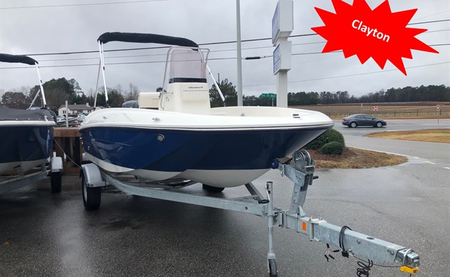 2018 Bayliner Element F18 Navy