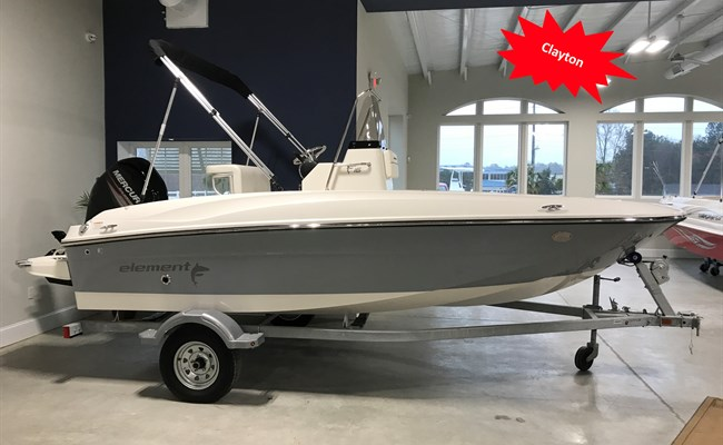 2018 Bayliner Element F16 Grey