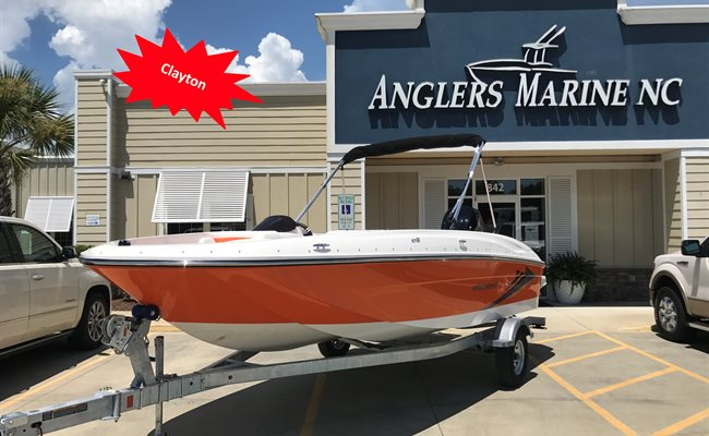 2019 Bayliner Element E18 Special Edition
