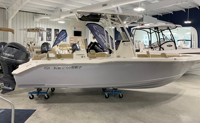 2020 Key West 239 FS Manta Gray (ON ORDER)