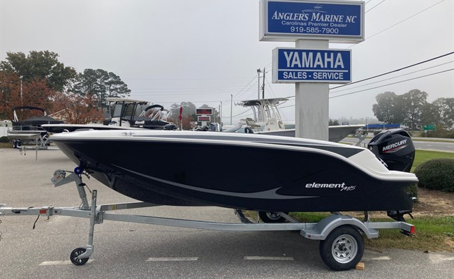 2021 Bayliner Element M15 Black (CLAYTON)