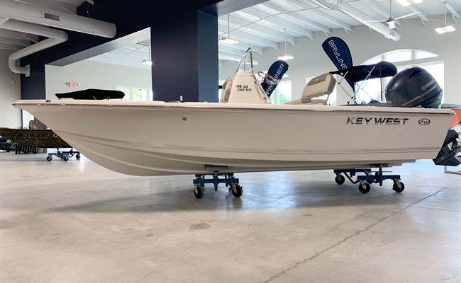 2021 Key West 188 Bay Reef White (ON ORDER)