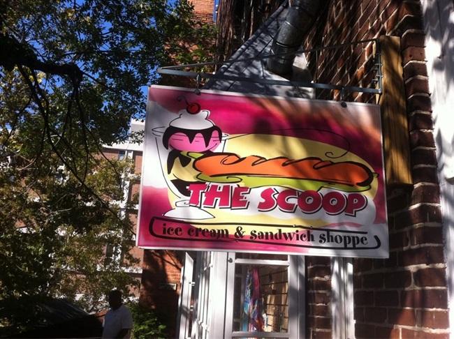 Ice Cream Wilmington NC - The Scoop