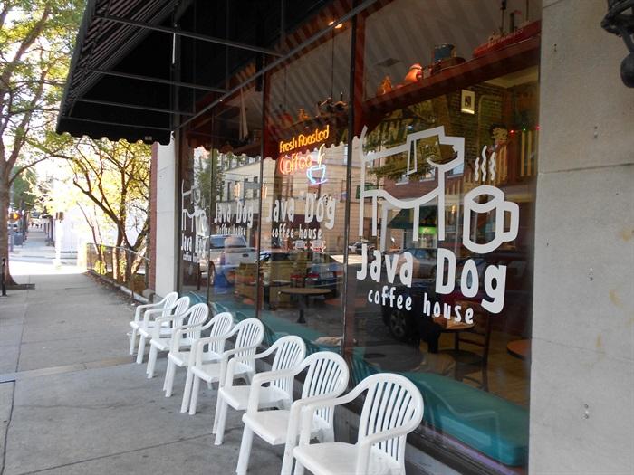 Java Dog Coffee House Wilmington NC