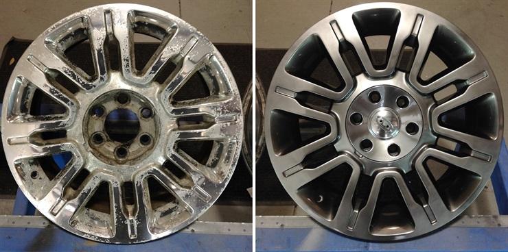 rim corrosion