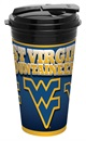 West Virginia University (Mountaineers) TravelCups