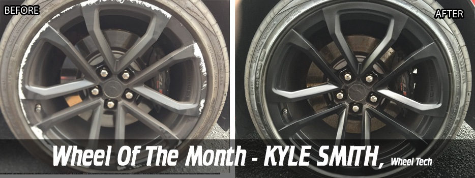 Wheel of the Month, Kyle Smith, Wheel Tech