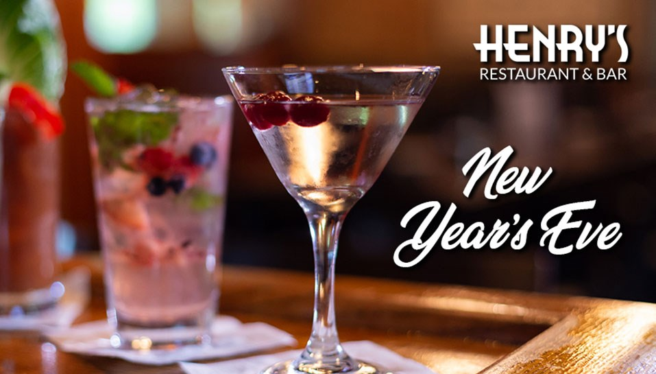New Years Eve at Henrys